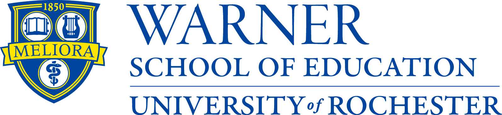Warner School of Education logo